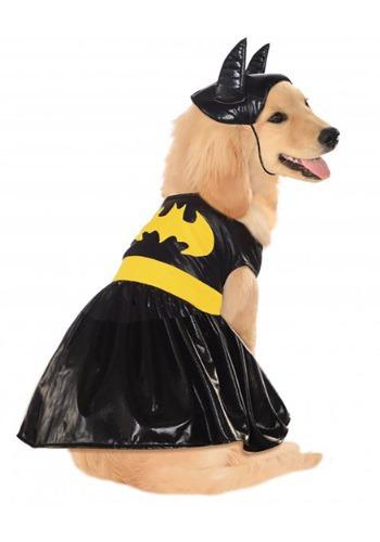 Fantasia de Batgirl para animais de estimação – Batgirl Costume for Pets