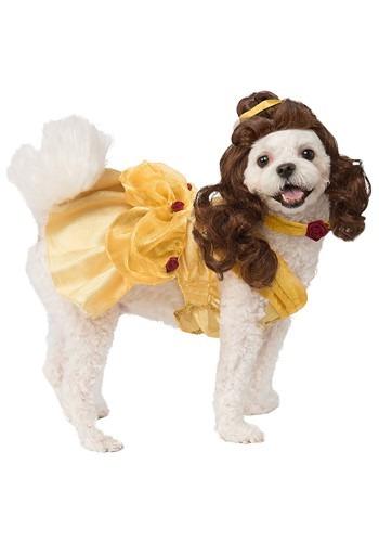 Fantasia de Bela e a Fera de Cachorro Bela  – Beauty and the Beast Belle Dog Costume