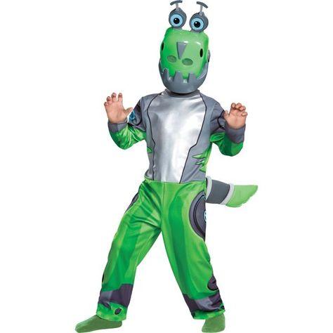 Fantasia de Botassauro para Crianças – Toddler Botasaur Costume  Rusty Rivets