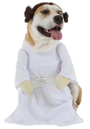 Fantasia de Cachorro da Princesa Leia – Princess Leia Dog Costume