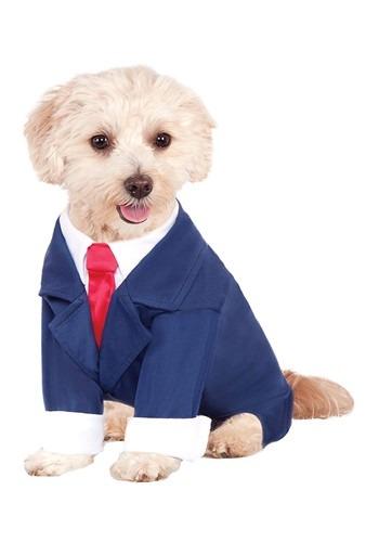 Fantasia de Cachorro de Terno – Business Suit Costume for Dogs