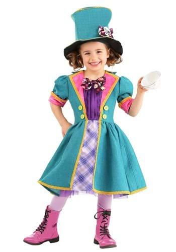 Fantasia de Chapeleiro Maluco para criança – Toddler Mischievous Mad Hatter Costume