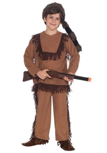 Fantasia de Davy Crockett para meninos- Boys Davy Crockett Costume