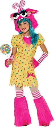 Fantasia de Dente Doce – sweet tooth costume