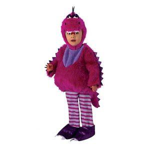 Fantasia de Halloween para bebês / crianças dragão roxo – Purple Dragon Infant/Toddler Halloween Costume