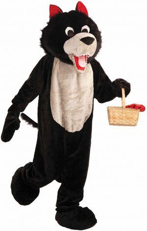 Fantasia de LOBO Mascote – Wolf Mascot costume