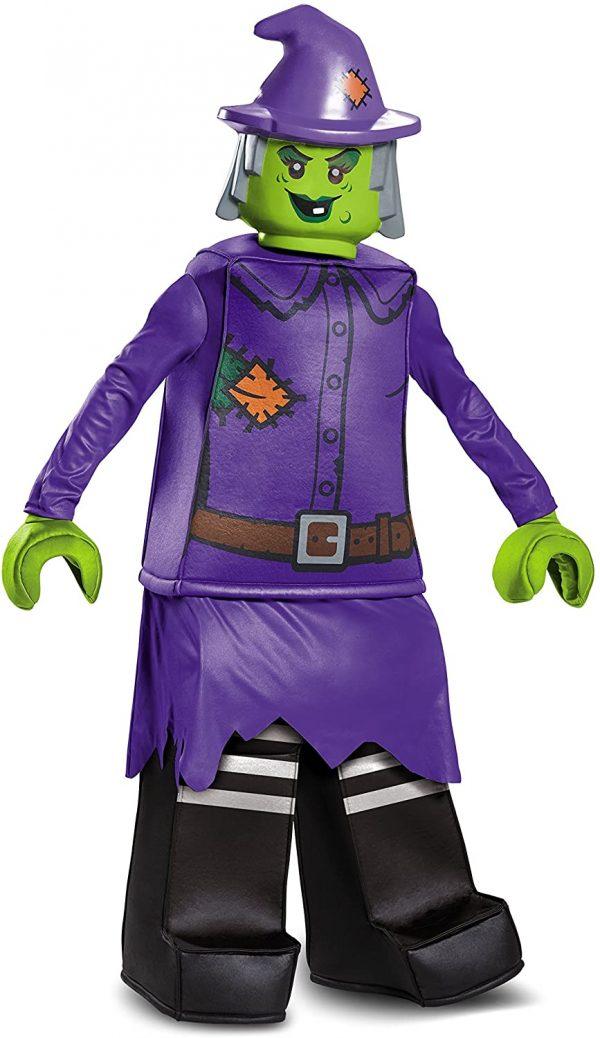 Fantasia de Lego Prestige Witch – Disfarce Lego Prestige Witch Costume