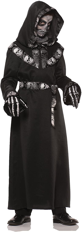 Fantasia de Mestre do Crânio infantil – Children's Skull Master Costume