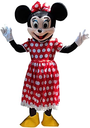 Fantasia de Minnie Mouse para adultos –  Minnie Mouse costume for adults