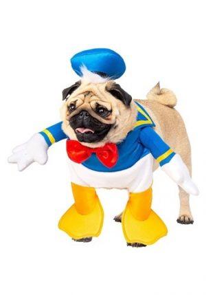Fantasia de Pato Donald Dog – Donald Duck Dog Costume