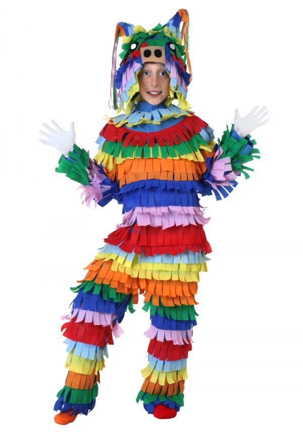 Fantasia de Pinata Infantil – Child Pinata Costume