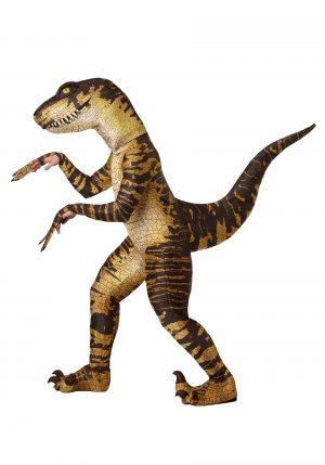 Fantasia de Raptor Adulto Unissex – Adult Unisex Raptor Costume