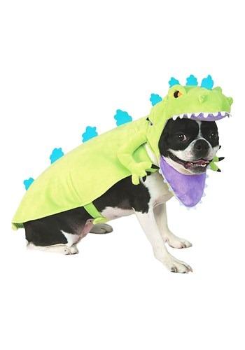 Fantasia de Reptar Rugrats para Cachorro – Rugrats Reptar Costume for Pets