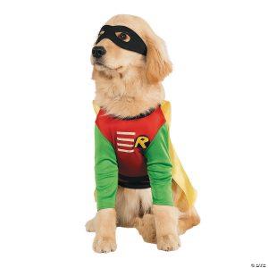 Fantasia de Robin para Cachorro -Robin Dog Costume