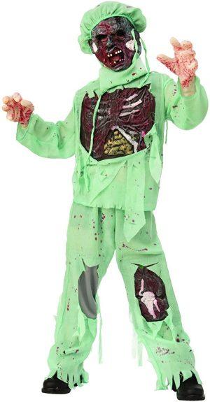 Fantasia de Rubie's Doctor Boys Zombie – Rubie's Doctor Boys Zombie Costume