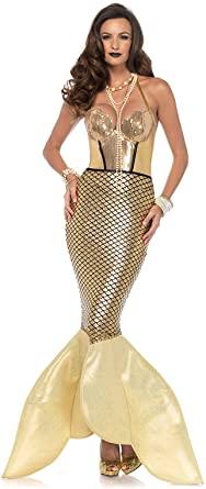 Fantasia de Sereia para Mulheres – Mermaid Costume for Women