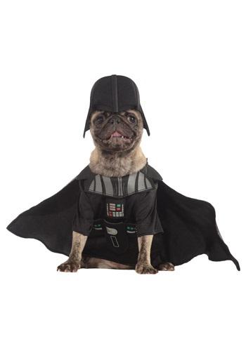 Fantasia de animal de estimação Darth Vader- Darth Vader Pet Costume