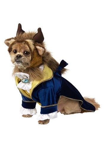 Fantasia de animal de estimação Fera – The Beast Pet Costume