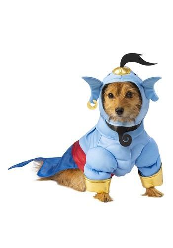 Fantasia de animal de estimação Gênio Aladdim -Aladdin Genie Pet Costume