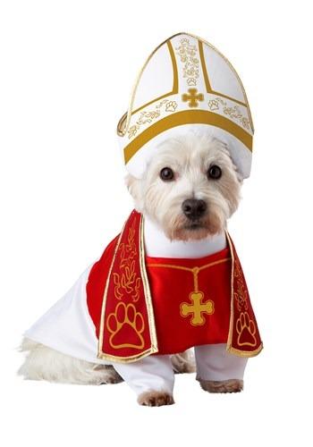 Fantasia de animal de estimação Holy Hound- Holy Hound Pet Costume