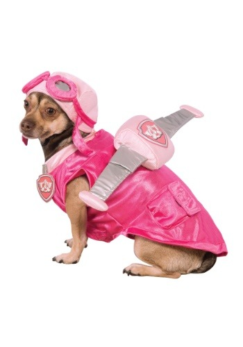 Fantasia de animal de estimação Paw Patrol Patrulha Canina Skye – Paw Patrol Skye Pet Costume