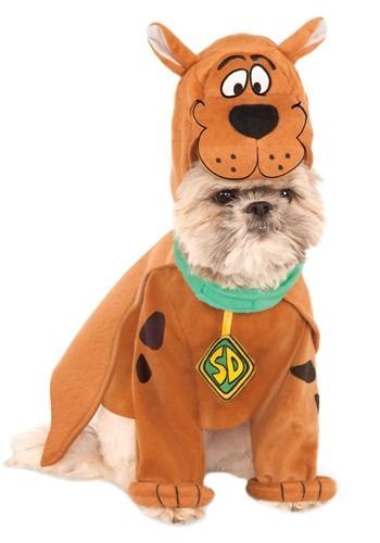 Fantasia de animal de estimação Scooby  Doo – Scooby Doo Scooby Pet Costume