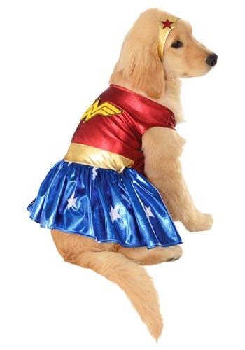 Fantasia de animal de estimação da Mulher Maravilha – Wonder Woman Pet Costume