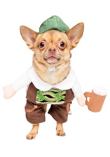 Fantasia de animal de estimação da Oktoberfest- Oktoberfest Pet Costume