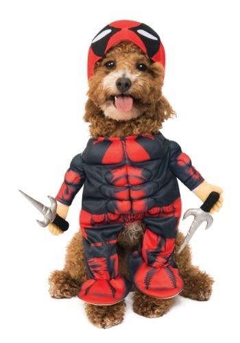Fantasia de animal de estimação de Deadpool – Deadpool Pet Costume