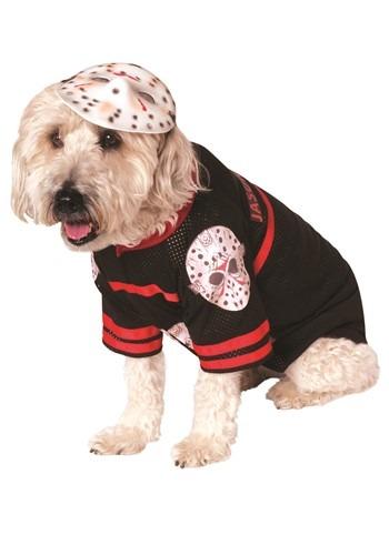 Fantasia de animal de estimação de Jason Voorhees – Jason Voorhees Pet Costume