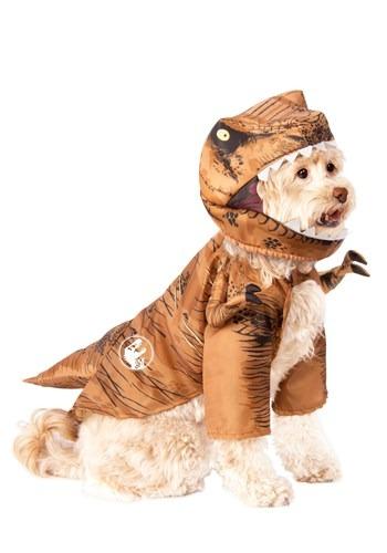 Fantasia de animal de estimação de Jurassic World 2 T-Rex – Jurassic World 2 T-Rex Pet Costume