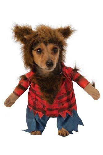 Fantasia de animal de estimação de Lobisomem – Howlin' Werewolf Pet Costume