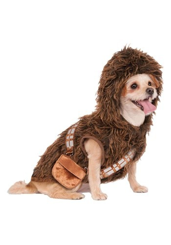 Fantasia de animal de estimação de Star Wars Chewbacca – Star Wars Chewbacca Pet Costume