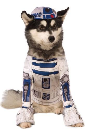 Fantasia de animal de estimação de Star Wars R2-D2 – Star Wars R2-D2 Pet Costume