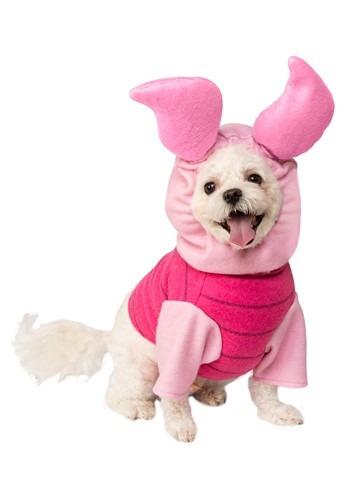 Fantasia de animal de estimação do Leitão Ursinho Pooh-Winnie the Pooh Piglet Pet Costume