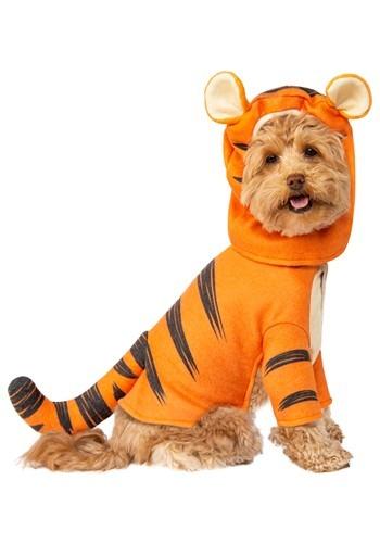 Fantasia de animal de estimação do Ursinho Pooh Tigrão – Winnie the Pooh Tigger Pet Costume