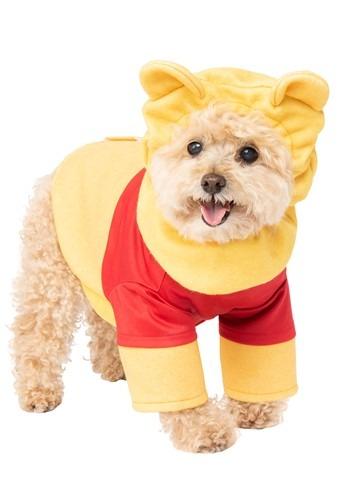 Fantasia de animal de estimação do Ursinho Pooh – Winnie the Pooh Pooh Pet Costume