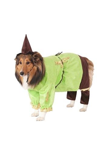 Fantasia de animal de estimação do espantalho- Scarecrow Pet Costume