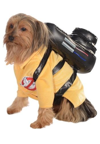 Fantasia de animal de estimação do macacão Ghostbusters- Ghostbusters Jumpsuit Pet Costume