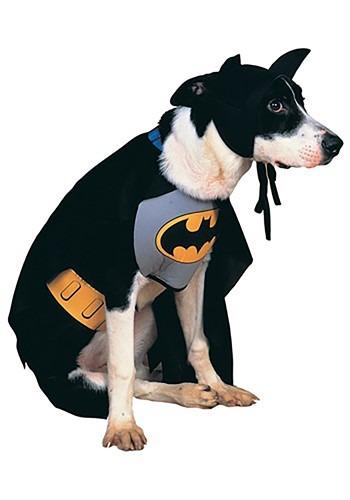 Fnatasia de bichinho de estimação do Batman – Classic Batman Pet Costume