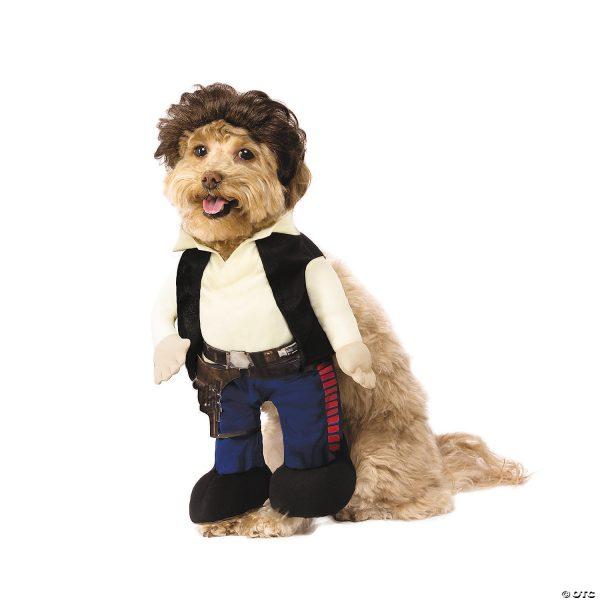 Fantasia de cão Han Solo Star Wars- Star Wars Han Solo Dog Costume