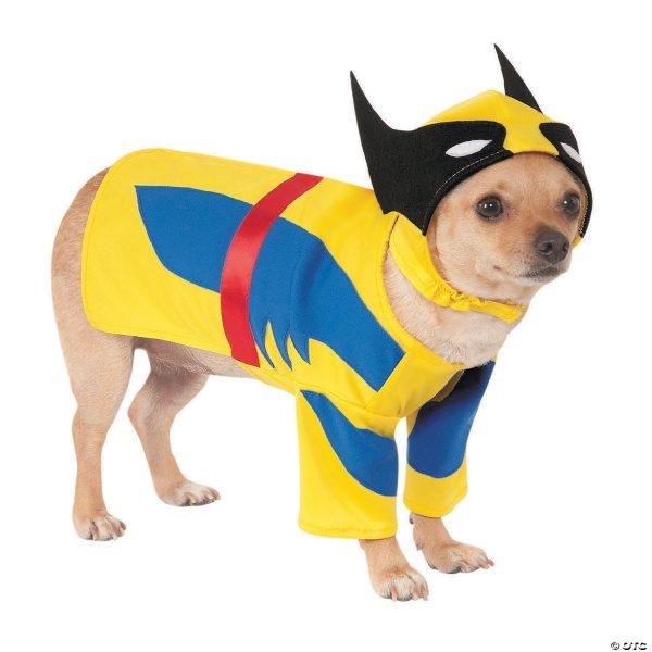 Fantasia de cão Wolverine – Wolverin Dog Costume