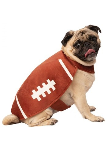Fantasia de cão de futebol para touchdown – Touchdown Football Dog Costume