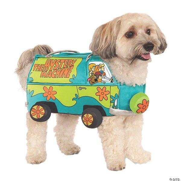 Fantasia de cão misterioso Scooby Doo – Scooby Doo Mystery Machine Dog Costume