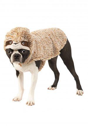 Fantasia de cão-preguiça – Lazy Sloth Dog Costume
