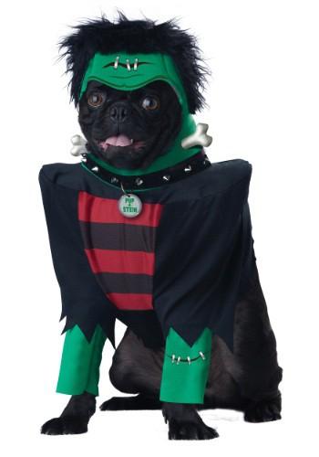 Fantasia de cachorro Frankenstein -Frankenpup Dog Costume
