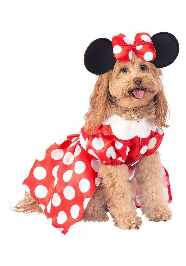 Fantasia de cachorro da Minnie Mouse  – Minnie Mouse Dog Costume