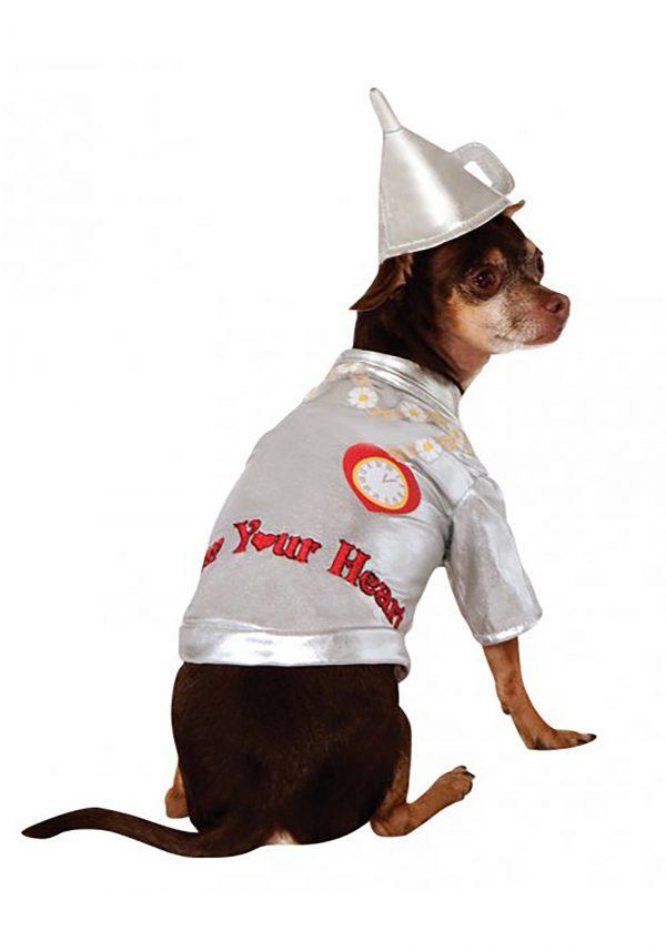 Fantasia de cachorro de lata – Tin Man Dog Costume