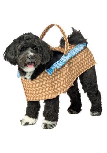 Fantasia de cachorro em uma cesta – Doggie in a Basket Dog Costume