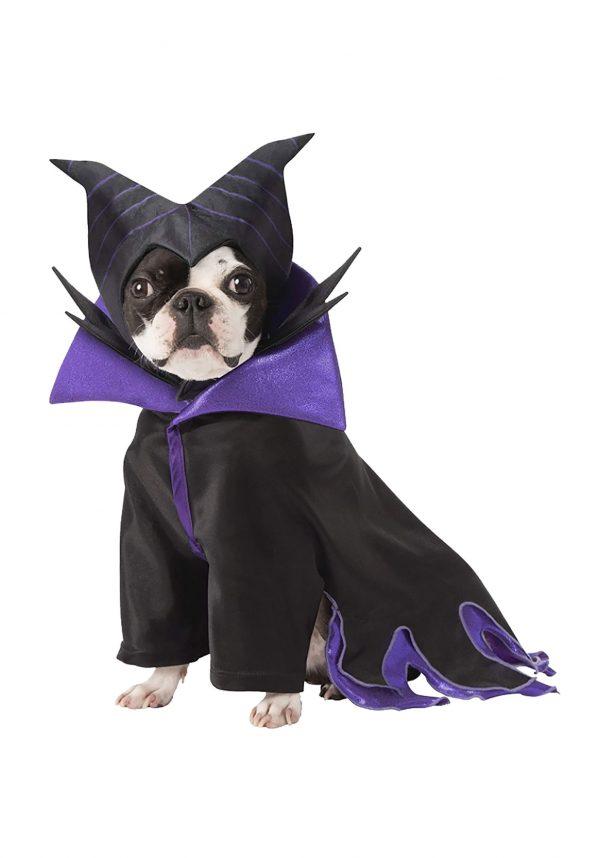 Fantasia de cachorro malévola – Maleficent Dog Costume